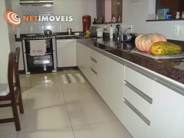 Casa à venda com 4 dormitórios em Serrano, Belo horizonte cod:534210 - Foto 13