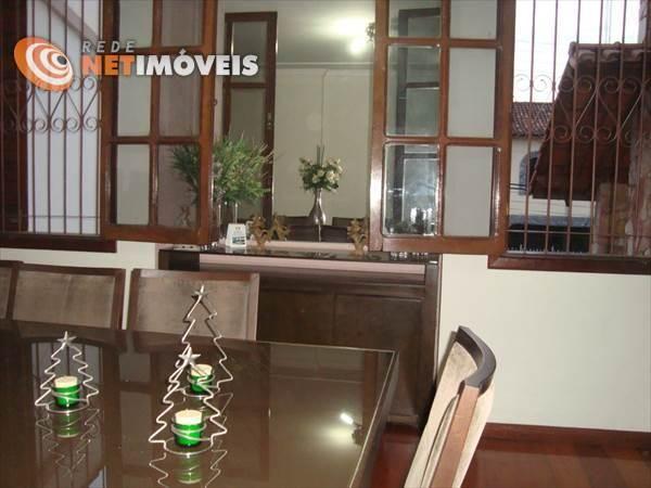 Casa à venda com 4 dormitórios em Serrano, Belo horizonte cod:534210 - Foto 4