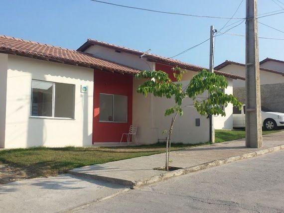 Casas prontas amplo quintal garagem onibus na porta financiamento caixa