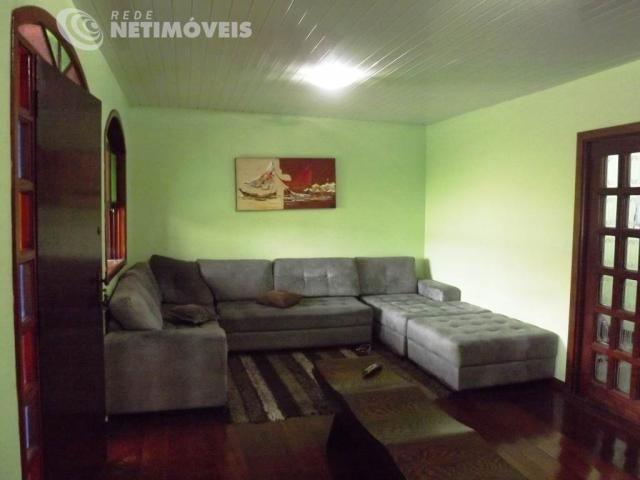 Casa à venda com 5 dormitórios em Alípio de melo, Belo horizonte cod:559228 - Foto 2