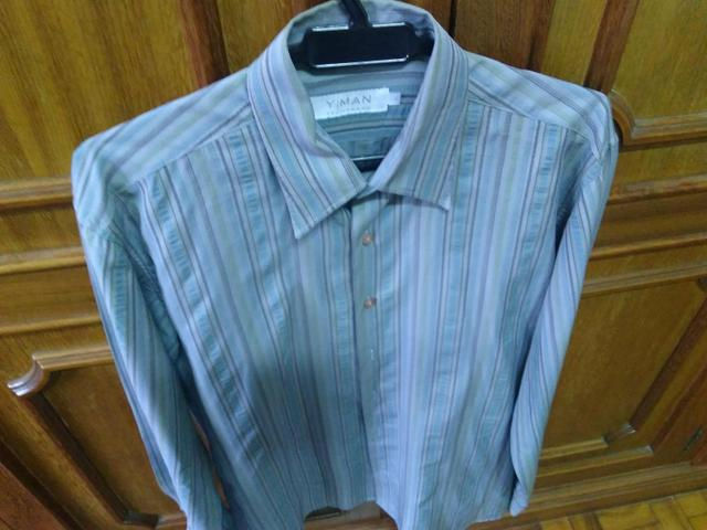 08c304f51d Camisa social masculina em ótimo estado - Roupas e calçados - Jardim ...