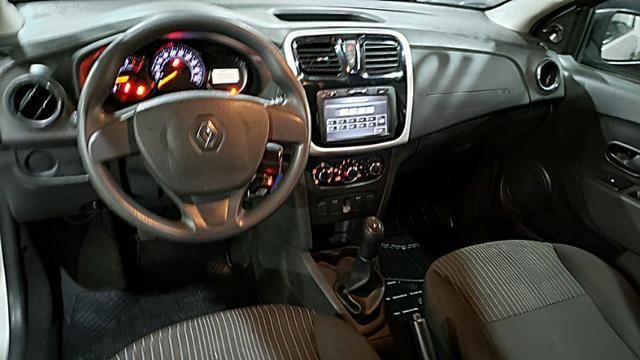 Renault Sandero Authentique - Com Gnv - Foto 8