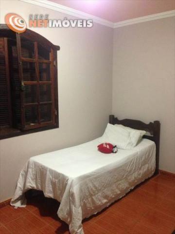 Casa à venda com 4 dormitórios em Jardim alvorada, Belo horizonte cod:476299 - Foto 9