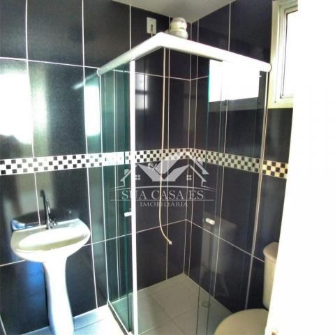 Apartamento à venda com 3 dormitórios em Chácara parreiral, Serra cod:AP300SI - Foto 12