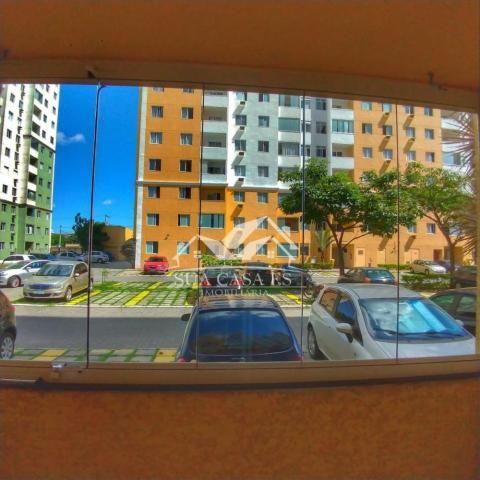 Apartamento à venda com 3 dormitórios em Chácara parreiral, Serra cod:AP300SI - Foto 9