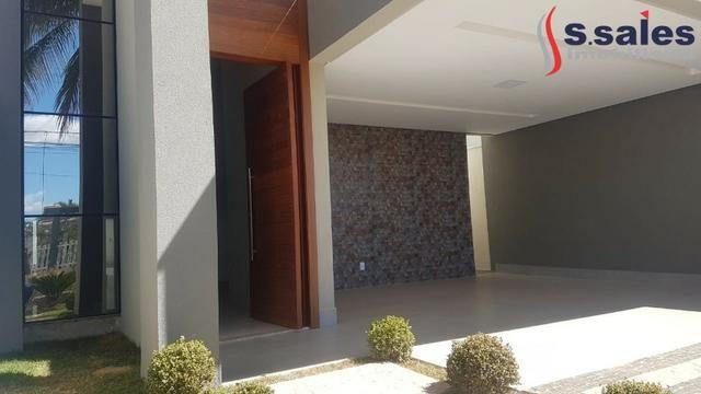 Linda Casa de Alto Padrão na rua 12 em Vicente Pires!! - Foto 4