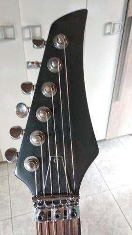 Guitarra Tagima Memphis MG 330 customizada