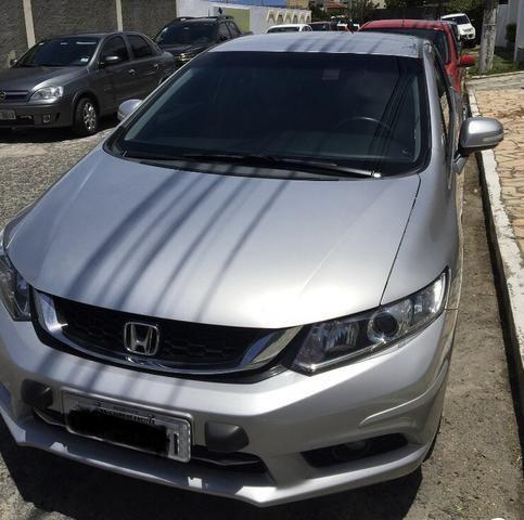 Honda Civic LXR 2014/15