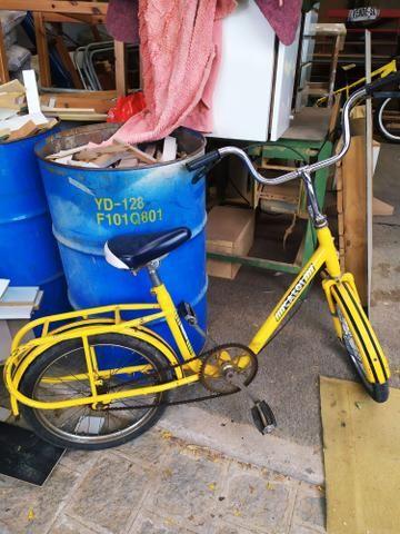 Bicicleta Caloi monareta
