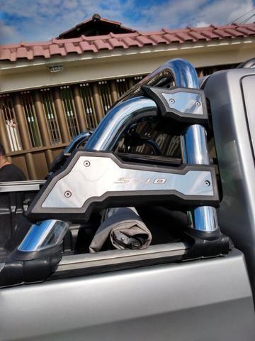 Chevrolet S10 Advantage 2.4 Flex 2016 Já Financiado - Foto 10