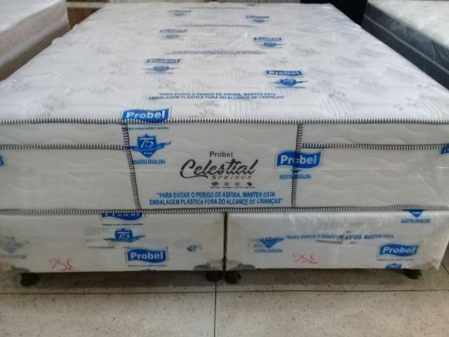 Cama queen probel na black friday do ricardo/ de 1999 por 1299 a vista - Foto 6