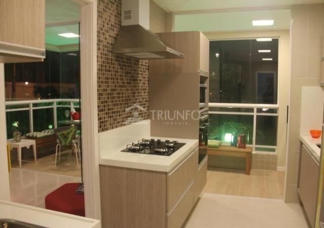 (EXR) Bairro Cocó | Apartamento de 95m², 3 quartos, Varanda Gourmet [TR13037] - Foto 4
