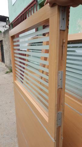 Painéis de divisórias com vidro - Foto 5