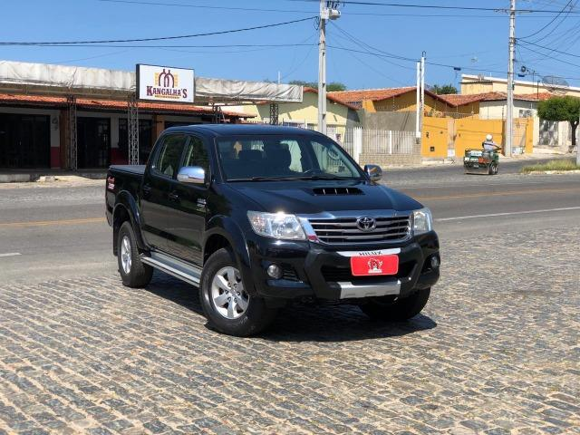 Pick Up Extra! Hilux SRV 2015 Aut 4x4 - F1 Auto Center Caicó/RN