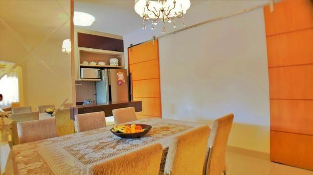 Casa 3 Quartos, 158 m² c/ armários e lazer na 1204 Sul - C/ Gerador de Energia - Foto 6
