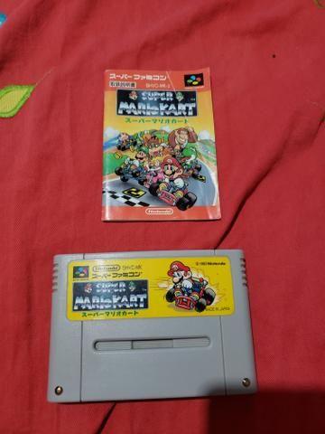 Super Mario Kart Super Famicon