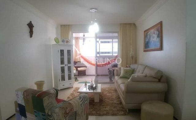 (EXR) Bairro Cocó | Apartamento usado de 114m² com 2 quartos [TR54091]