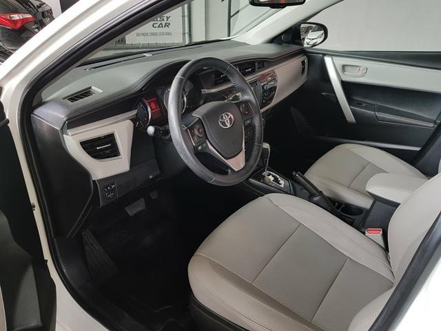 Corolla 2016 2.0 XEI automático extra - Foto 4
