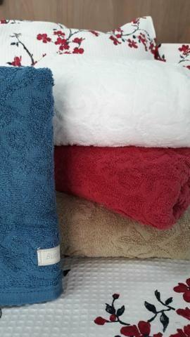 Jogo de toalhas buddemeyer