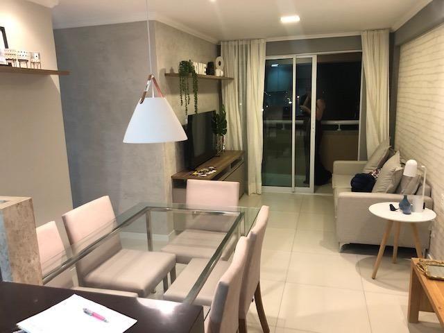 Residencial Galileia 71m 3 dormitórios Guararapes - Foto 13