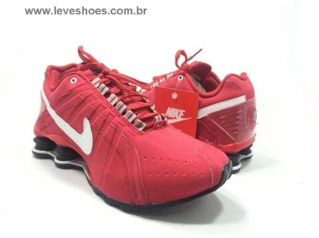 Tênis Nike Shox Júnior 4 Molas Masculino 189 - Foto 6