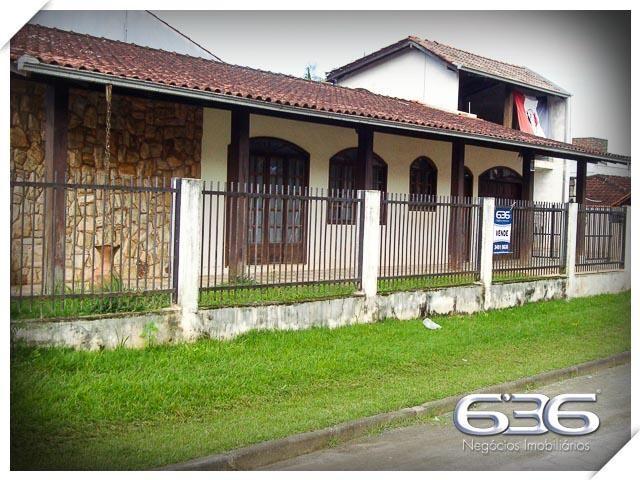Casa   Joinville   Floresta   Quartos: 3