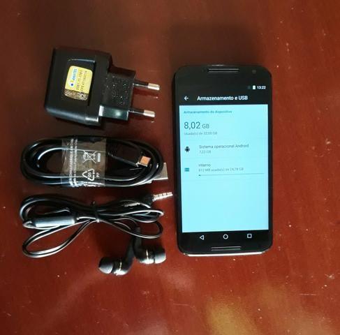 Vendo Moto X2 De 32GB C/ acessórios - Foto 4