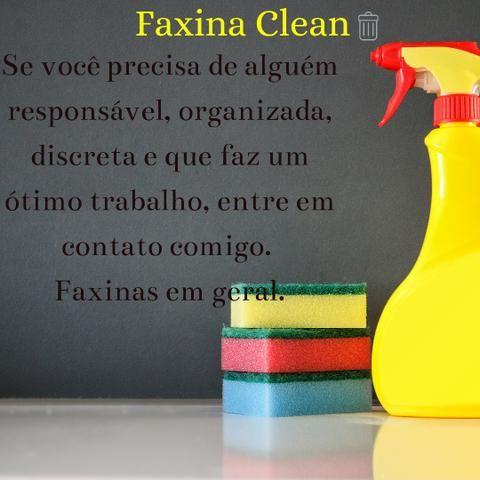 Faxina Clean