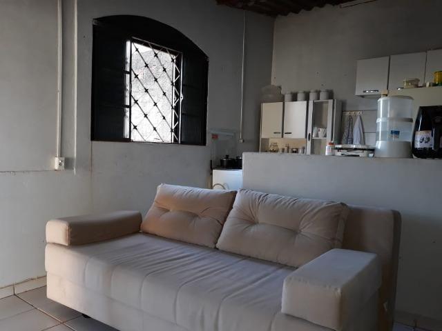 Lote de 300 M² com casa de 01 qto/ ótima loc. St Mansões/Sobradinho DF - Foto 2