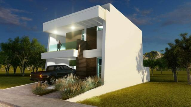 Casas no Parkville Residence Prive, projetos personalizados, diversas opções de planta - Foto 2