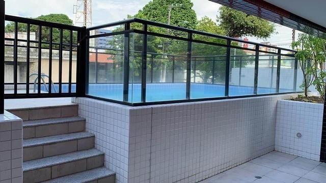 Apto. 105 m2, 3Qts, Dce, 2Vgs, Completo de Móveis, na Jatiúca - Foto 2