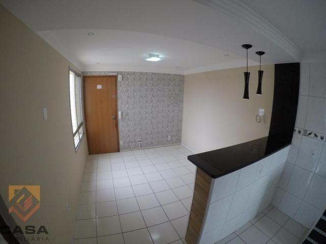F-M - Lindo apartamento 2 Qts - Cond. Costa do Mar - Foto 10