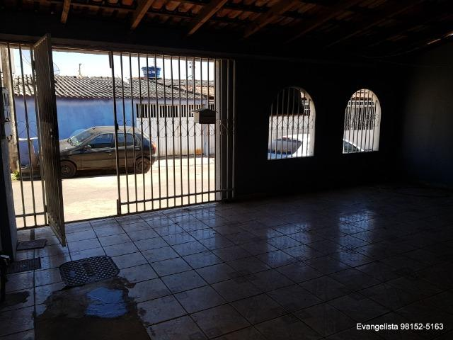 QR 425 Escriturada Casa de 3 Quartos + Barraco de Fundo - Aceita Proposta - Foto 18