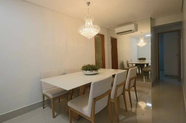 Apartamento 3 Suites Mobiliado Setor Bueno - Res. Excellence - Foto 5
