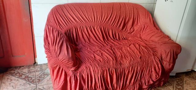 Capas de sofá de dois é três lugares - Foto 2