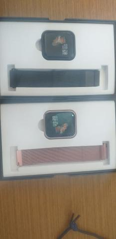 È.De.Excelencia-Relógio Smart Watch P70 - Foto 4