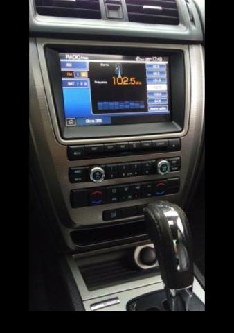 Veículo ford fusion hybrid aut. 2.5 16v 4 p 2011 cor preta perolizado - Foto 8