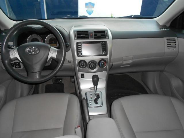 Toyota corolla gli 1.8 flex automático 2013/2014 completo todo revisado file - Foto 8