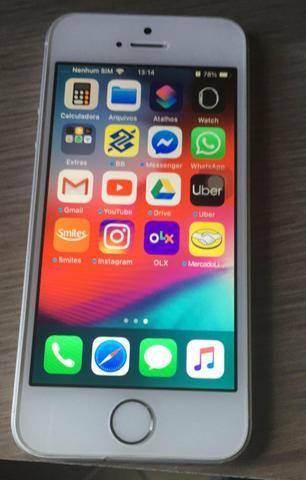 IPhone SE Prata - Foto 4