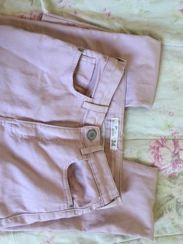 Calça jeans tamanho 34 - Foto 2