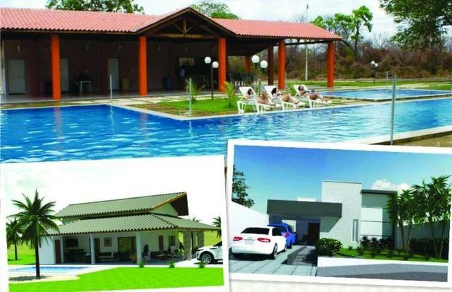 Vendo casa em acabamento dentro de condomínio-Campo Maior-PI - Foto 4