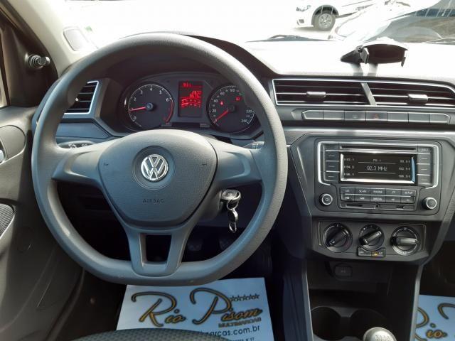 VW - Voyage MSI 1.6 18/19 - Troco e Financio!! - Foto 10