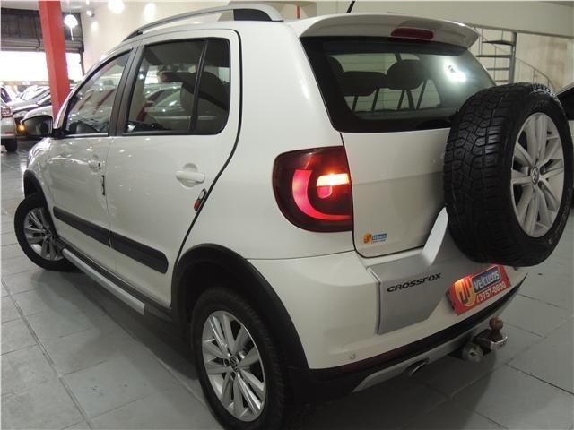 Volkswagen Crossfox 1.6 mi 8v flex 4p manual - Foto 12