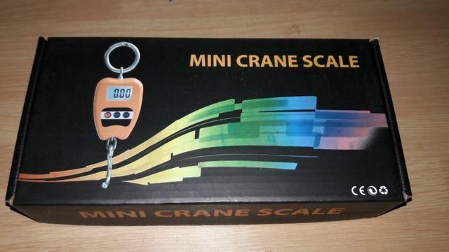 Balança Digital Gancho Suspensa até 200 Kg Aceito Cartão - Foto 3