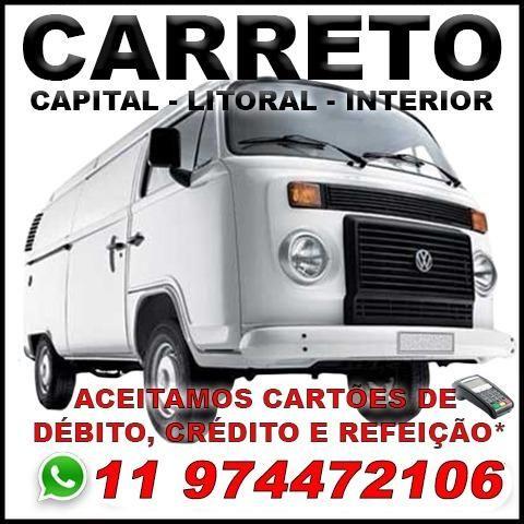 Carreto Frete - Foto 3
