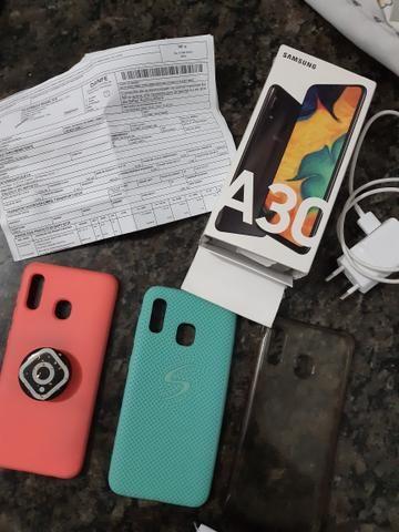 Troco A30 por iPhone - Foto 4