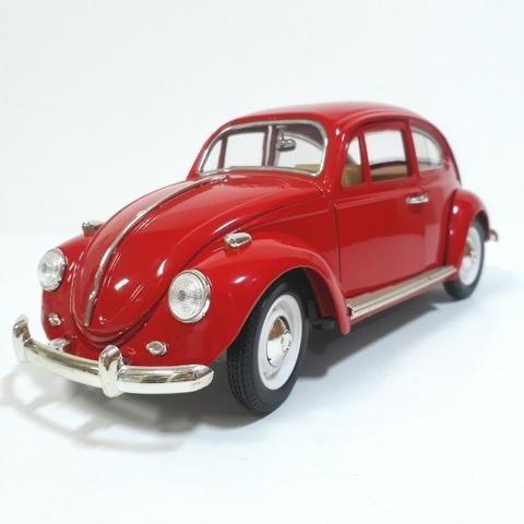 Miniatura Volkswagen Fusca 1/18
