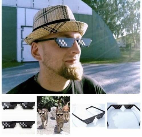 Óculos thug life novo - Foto 4