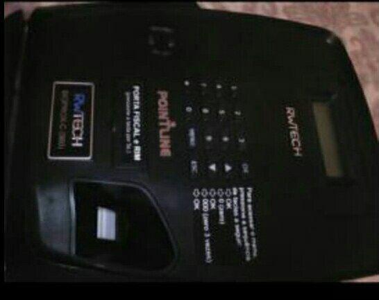 a42bb461332 Relogio ponto biometrico eletronico - Equipamentos e mobiliário ...