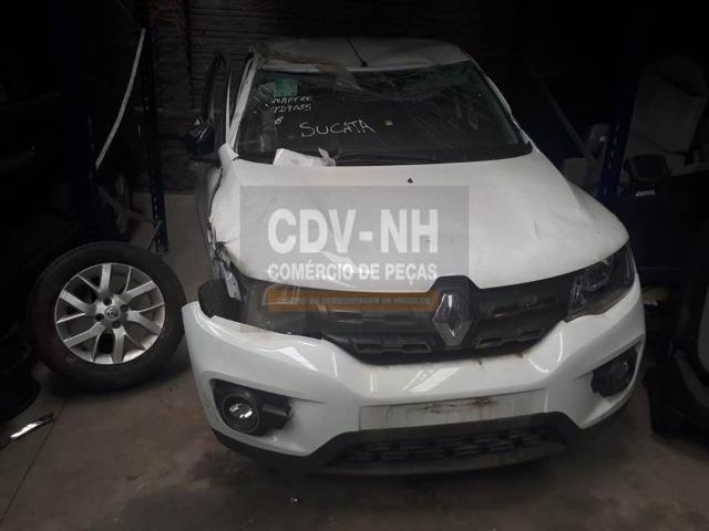 Sucata Renault Kwid 2017/18 1.0 75cv Flex - Foto 2